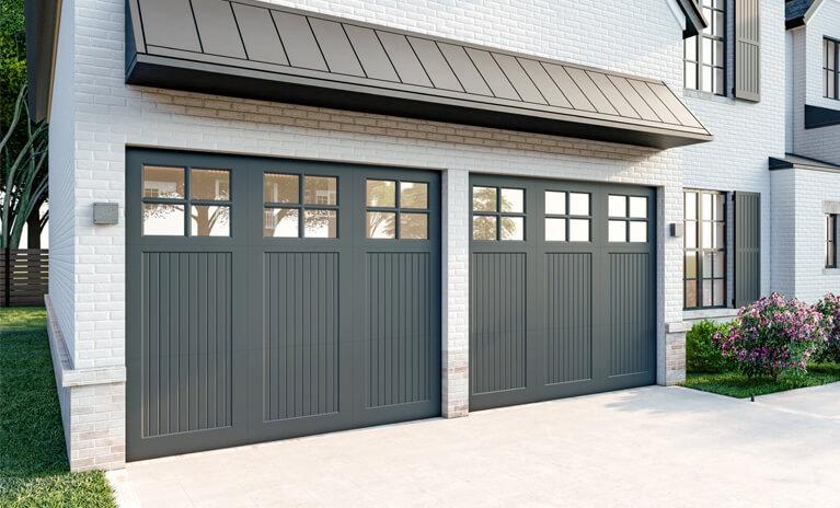 top tips for updating the look of your home's garage doors
