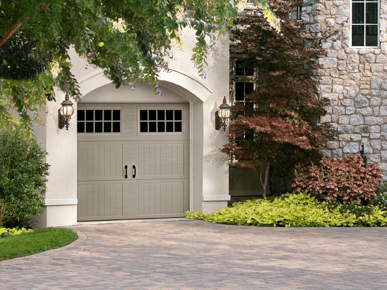 what is the price of a custom garage door