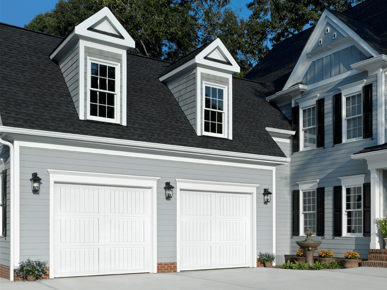 what is the price of an insulated garage door