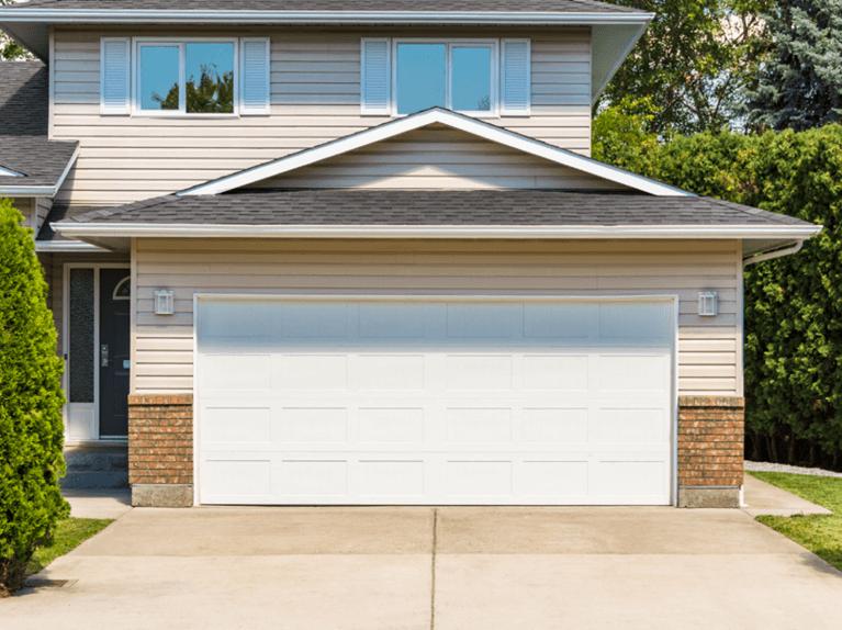 what is the price of a standard garage door