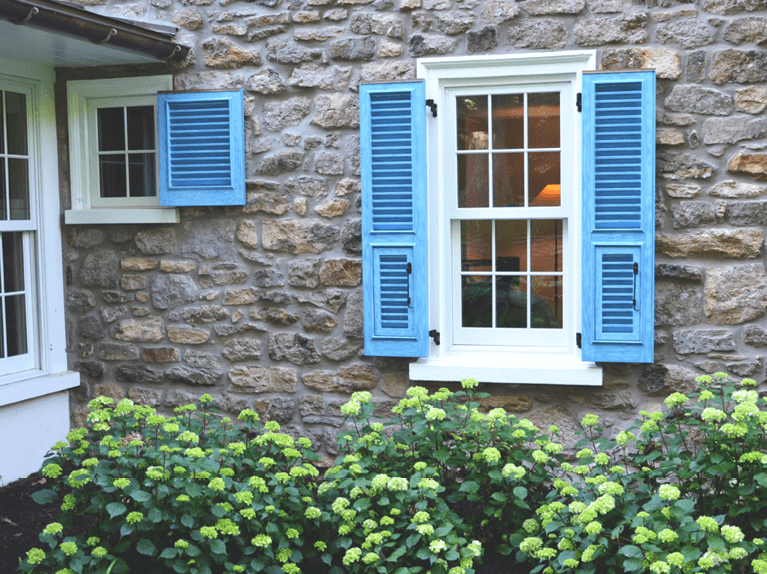 why is shutter capping important for exterior shutters