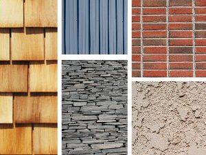 exterior house textures