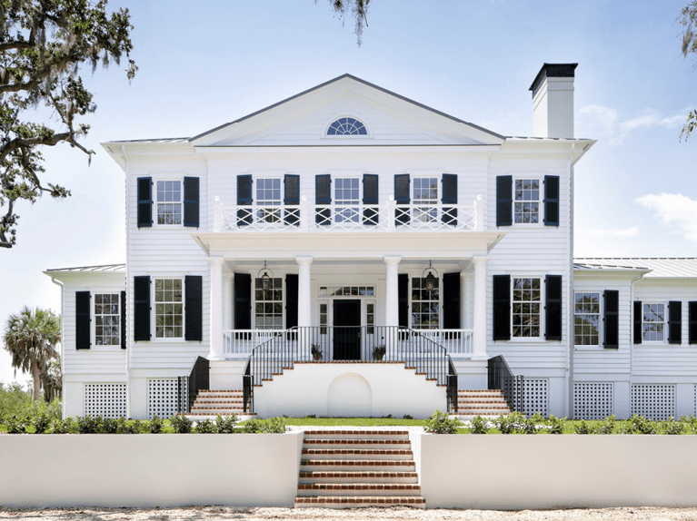 a new home with a historic feel by florida custom builder nautilus homes