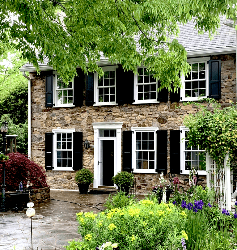what are the benefits of exterior window shutters