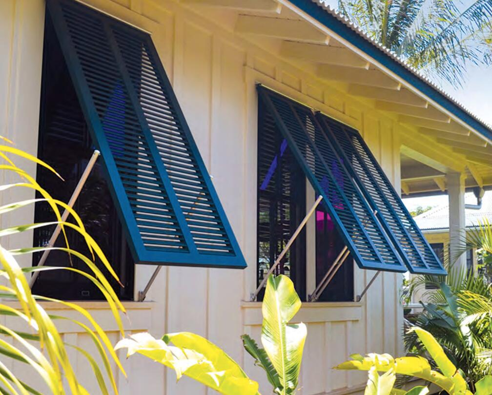 benefits of exterior window shutters