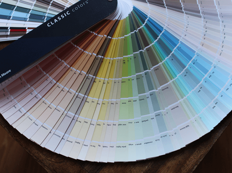 how to pick the right color for your home's exterior
