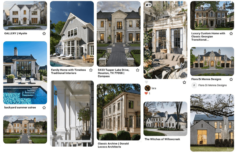 how to find style inspiration for refreshing your home's exterior