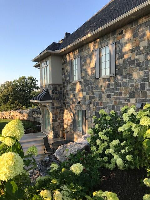 A Custom Home Build Topped Off With The Perfect Finishing Touch